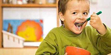 Feeding Toddlers and Young Children - Tips for enjoyable mealtimes tickets