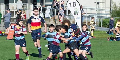 Try Rugby Day - Ages 5 to 8 tickets