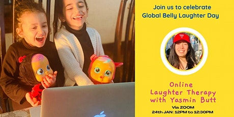 Grand Belly Laughter Day tickets