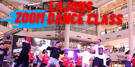 La Jons Zoom Dance Class tickets