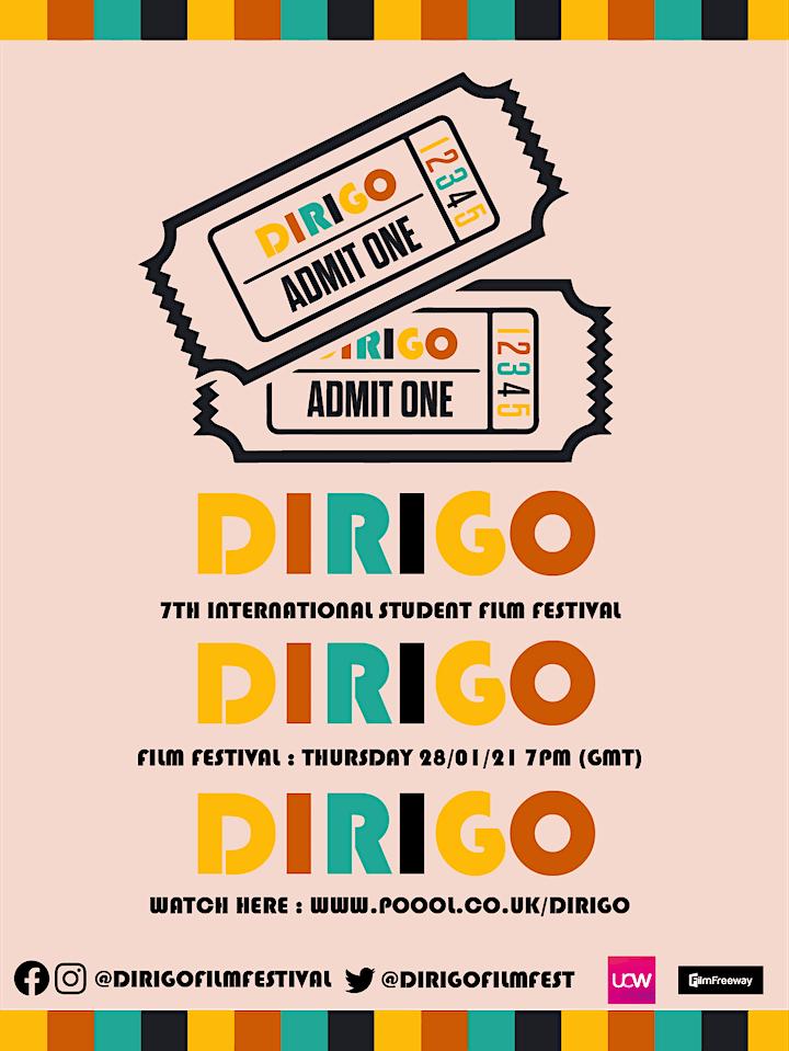 Dirigo 7th International Student Film Festival image
