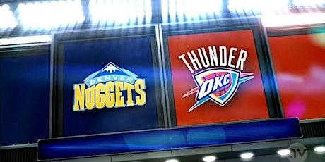 StREAMS@>! r.E.d.d.i.t- Thunder v Nuggets LIVE ON NHL 2021 tickets