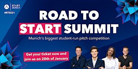 Road to START Summit 2021 by START Munich biglietti