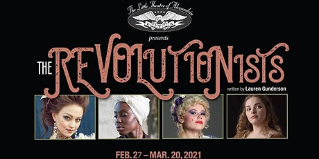 The Revolutionists tickets