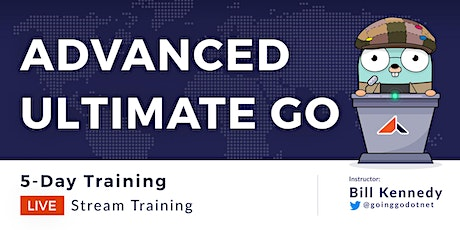 [Instructor-led Livestream] Advanced Ultimate Go tickets