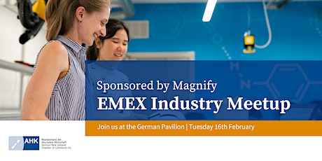 EMEX Industry Meetup tickets