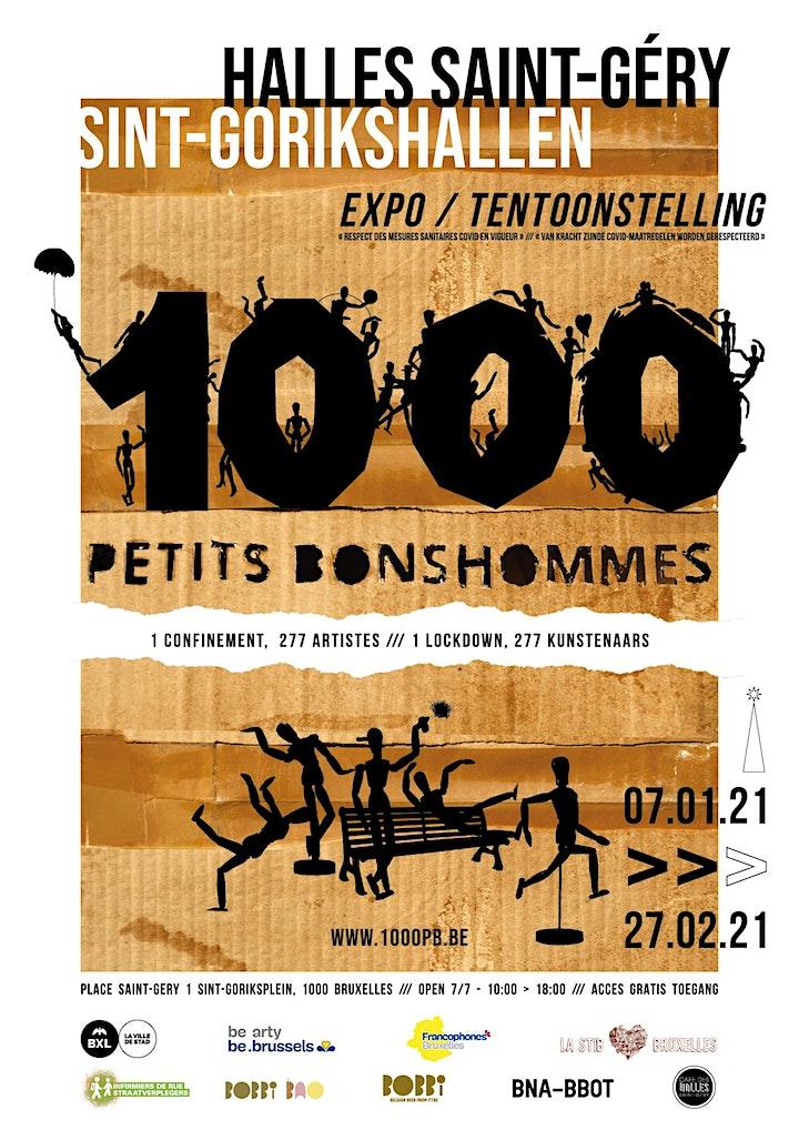 Image pour 1000 Petits Bonshommes // Atelier Kids