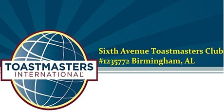 Sixth Avenue Toastmasters Virtual Open House tickets
