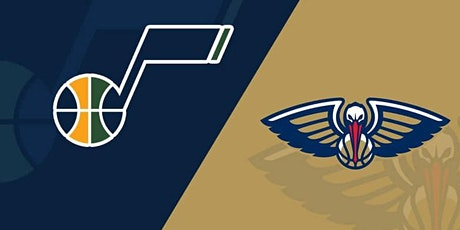 ONLINE@!. New Orleans Pelicans v Utah Jazz Live LIVE ON NHL 2021 tickets