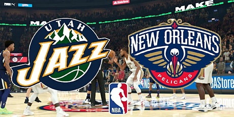 LIVE@!.MaTch New Orleans Pelicans v Utah Jazz Live LIVE ON NHL 2021 tickets