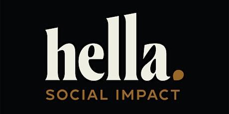 Make Hella Social Impact tickets