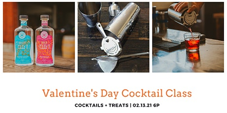 Valentine Cocktail Class tickets