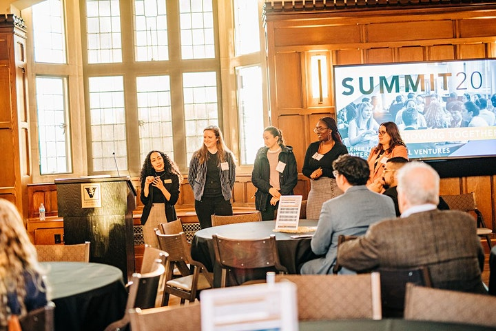 Turner Family Center 6th Annual Social Ventures Summit image