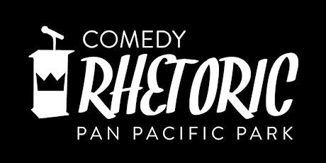 Comedy Rhetoric Stand Up Comedy Show! tickets