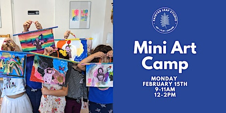 Mini Art Camp tickets