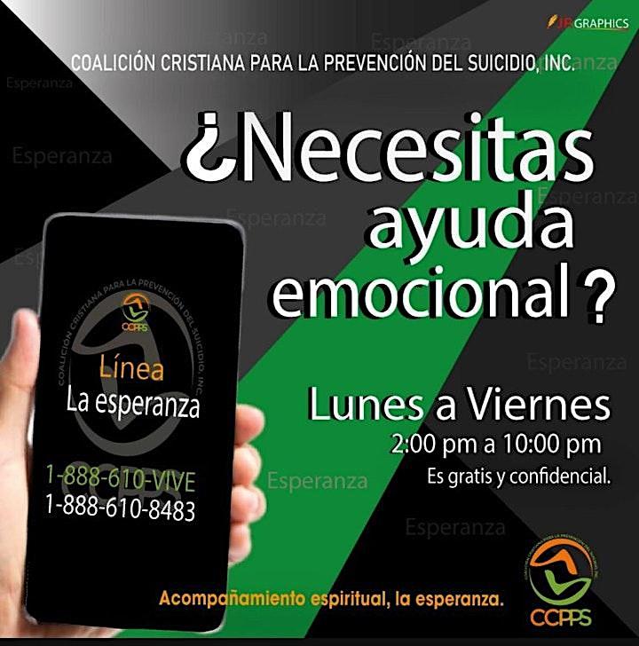 TALLER DE INTERVENCION DEL COMPORTAMIENTO SUICIDA. image