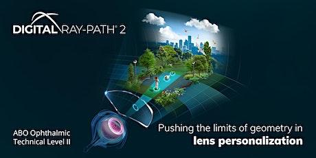 Digital Ray-Path® 2 Technology ABO tickets