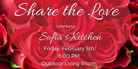 Share the Love- Valentines Day Celebration tickets