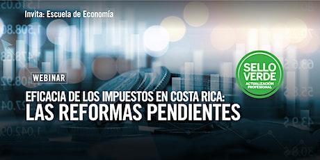 Sello verde - Eficacia de los impuestos en Costa Rica entradas