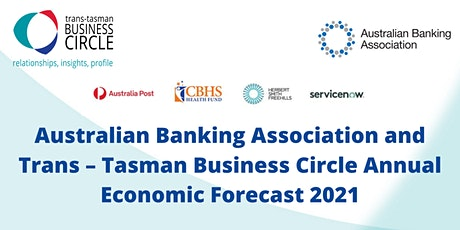 Annual Economic Forecast 2021 -  Virtual Ticket tickets