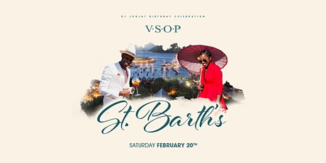 VSOP 2021 | ST BARTH'S tickets