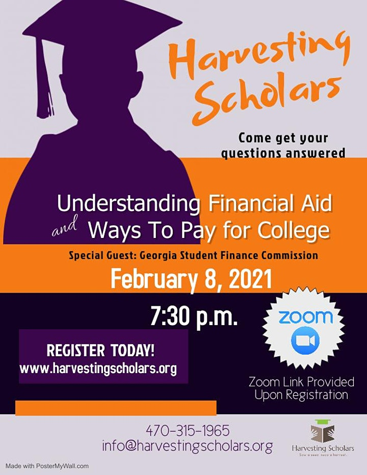 Understanding Financial Aid & Ways to Pay for College image
