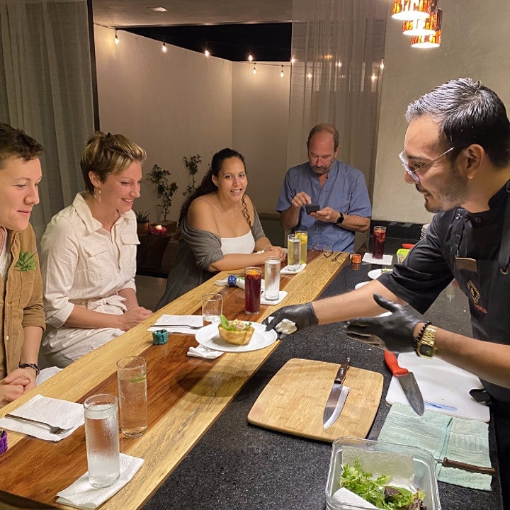 Chef's Table Dinner - SUMMUS Signature Events image