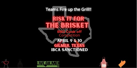 Risk It For The Brisket IBCA BBQ Cook Off tickets