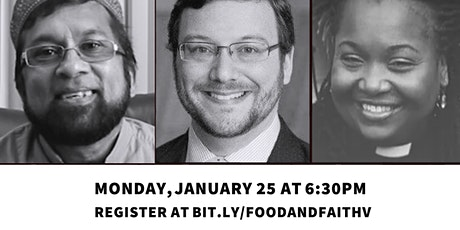 Food and Faith V: New Rituals for Communities of Faith: Adaptations and Lim tickets