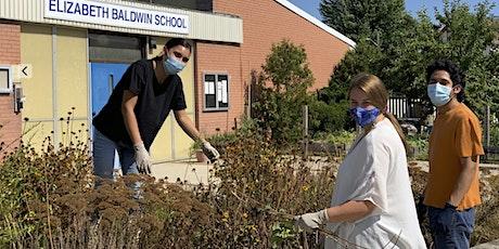Baldwin Loop Walking Path and Garden Clean Up tickets