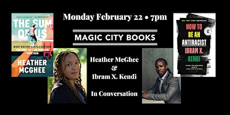 An Evening with Heather McGhee and Ibram X. Kendi tickets