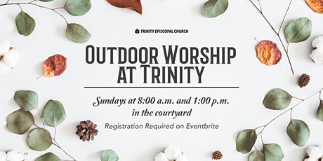 1:00 p.m. Outdoor Service, January 31 tickets