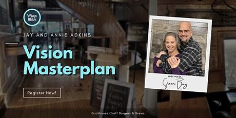 WiscoREIA Green Bay Real Estate Meetup: Vision Masterplan! tickets