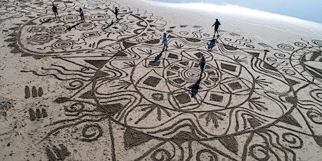Create Epic Beach Art tickets