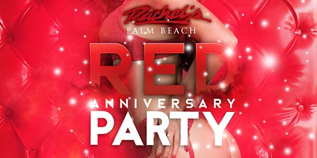 Rachel's Annual Red Party tickets