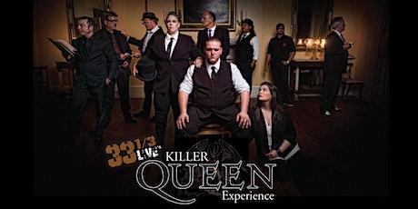 33 1/3 Live's Killer QUEEN Experience tickets