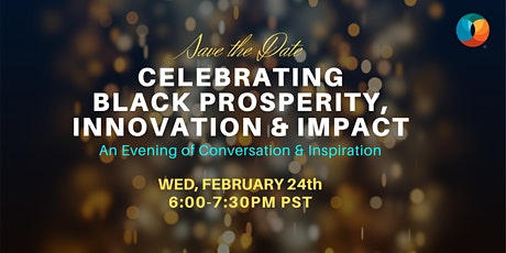 Celebrating Black Prosperity, Innovation & Impact with CCLA + CCBA tickets