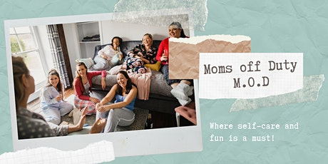 Moms off Duty Virtual Cooking Event tickets