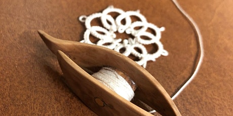 Introduction to Tatting - Vintage Lace-Making tickets