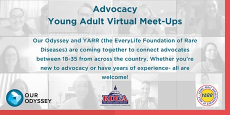 Advocacy Virtual Meet-Up tickets