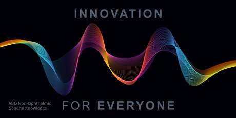 Innovation for Everyone ABO tickets