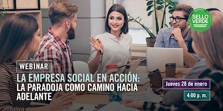 Sello verde - La empresa social en acción... entradas