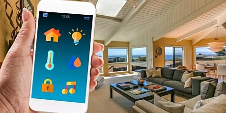 Talking Tech:  Getting Started with Smart Home Devices | LIVE ONLINE tickets