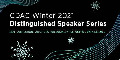 CDAC Distinguished Speaker Series: Timnit Gebru tickets