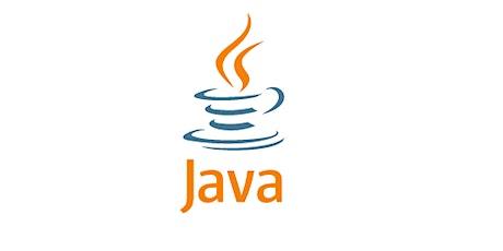 4 Weeks Java programming Training Course in Oakville tickets