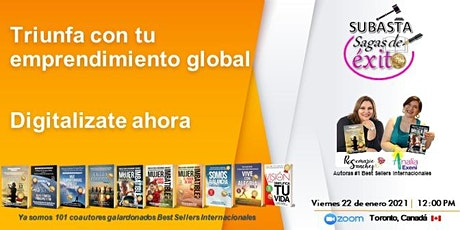 Triunfa con tu emprendimiento global tickets