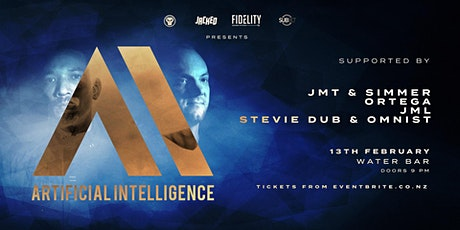 Jacked & Fidelity  Presents: Artificial Intelligence (UK)  WANAKA tickets