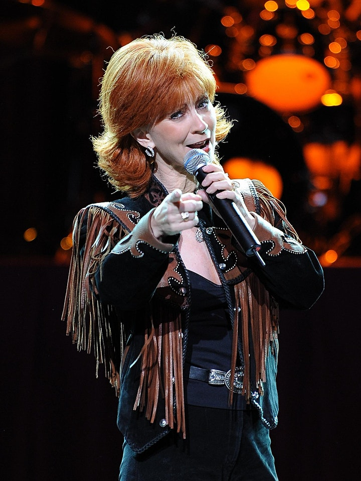 A Tribute to Reba McEntire: Starring Corrie Sachs image