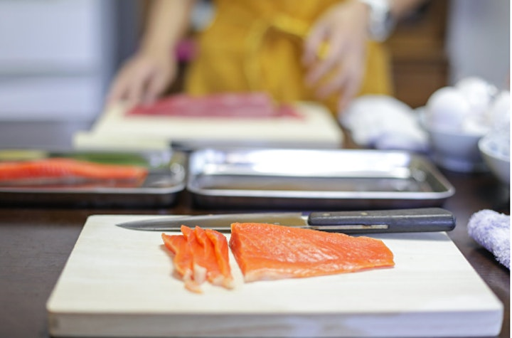 Authentic Japanese Cooking Class image