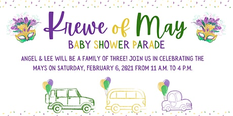 Krewe of May Baby Shower Parade tickets